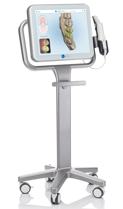iTero Elements Scanner Stand